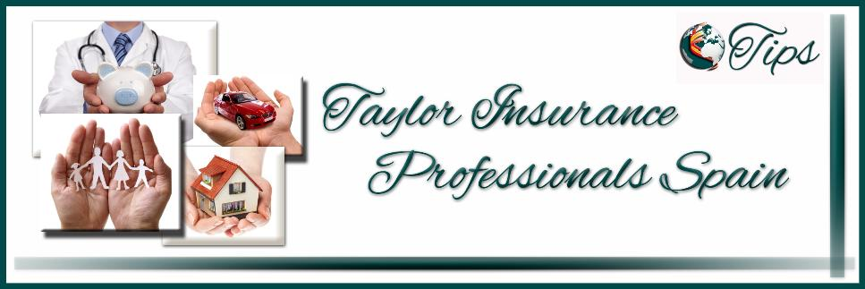 Logo for Taylor Insurance Professionals Spain